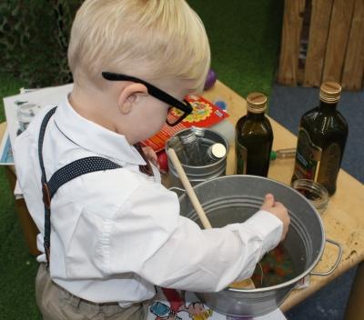 Alfie scientist