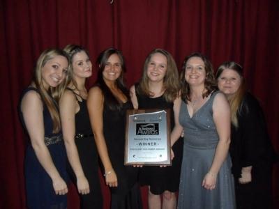 Team awards pic