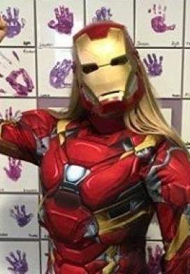 Naureece - Iron Man