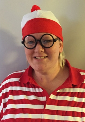 Carrie - Where's Wally