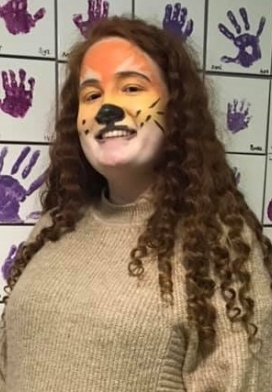 Chloe- Lion from The Lion, the Witch and the Wardrobe