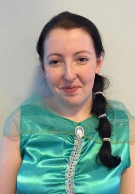 Louise - Jasmine from Aladin